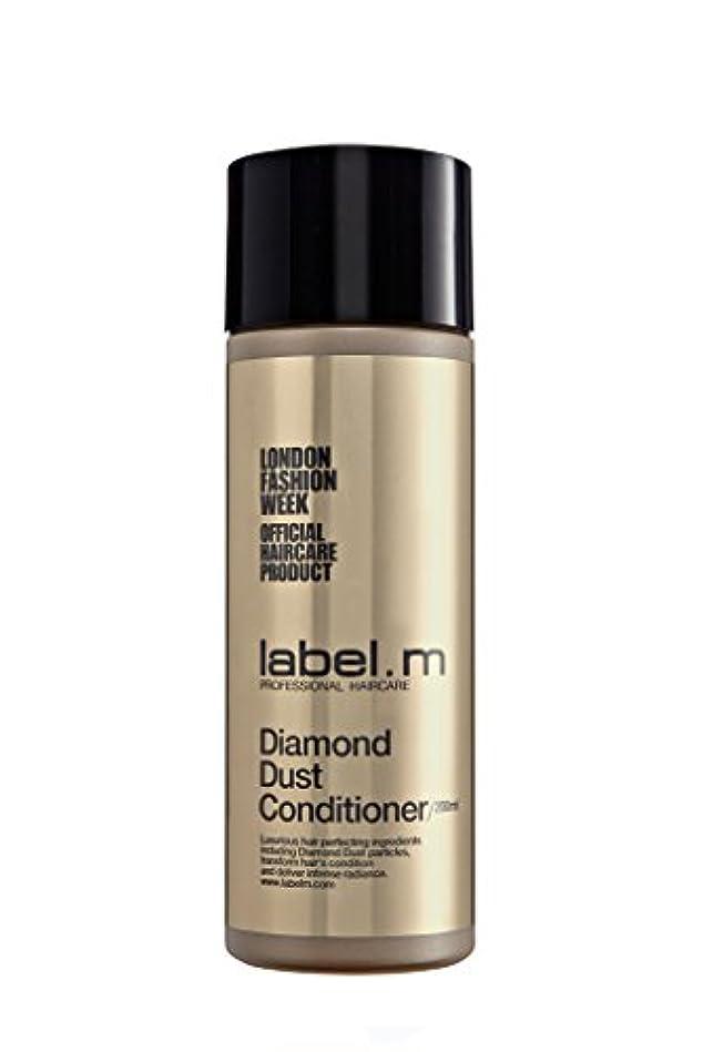 プラットフォーム箱識字Condition by Label M Diamond Dust Conditioner 200ml by Label M