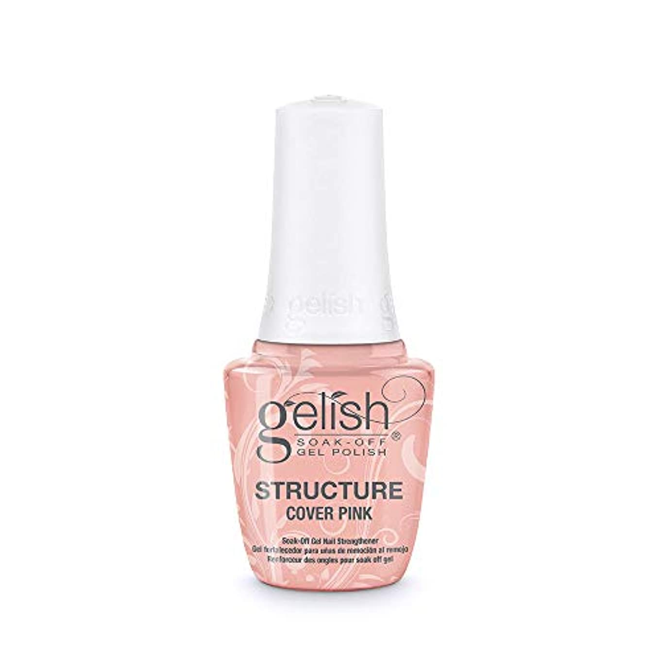 失効罪悪感パートナーGelish Brush-On Structure Gel - Cover Pink - 15 ml / 0.5 oz