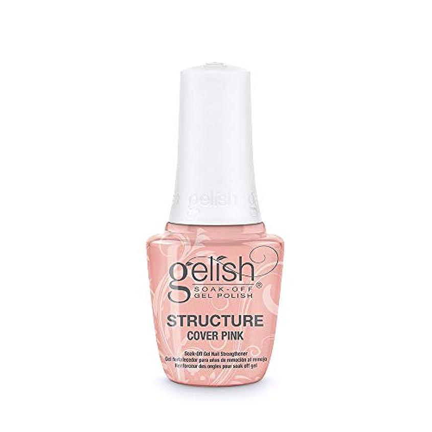 結婚ハントピースGelish Brush-On Structure Gel - Cover Pink - 15 ml / 0.5 oz