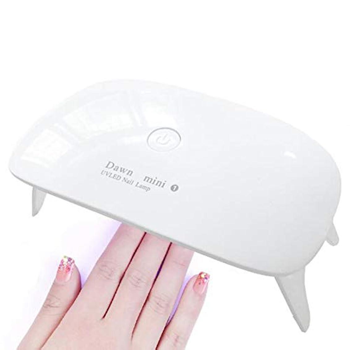 セグメント栄養NITIUMI LEDネイルドライヤー UVライト タイマー設定可能 折りたたみ式 硬化ライト UVとLEDダブルライト 手足とも使える ジェルネイルとレジンクラフト用 (ホワイト)