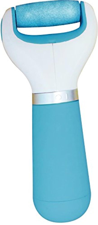カートリッジ防止うがい薬電動角質リムーバー スムースケア ブルー