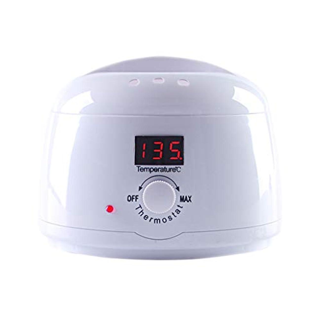 ジレンマ事測るハードワックスLED表示ハードワックスワックスアプリケーターは、インテリジェント温度ワックスウォーマーワックスがけアプリケーターコントロールシステムタッチボタン、ワックスがけアプリケータースティック