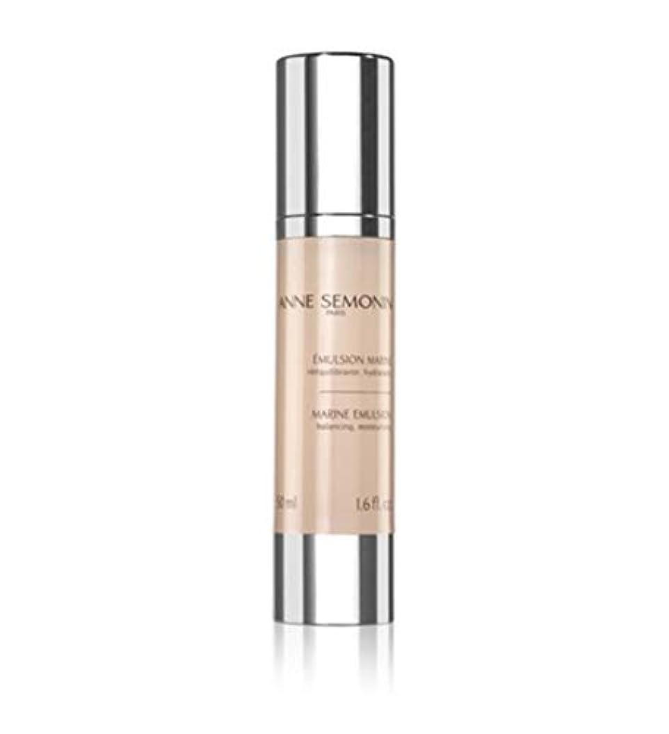 パッド羽恥ずかしさAnne Semonin Marine Emulsion - For Combination to Oily Skin 50ml/1.6oz並行輸入品