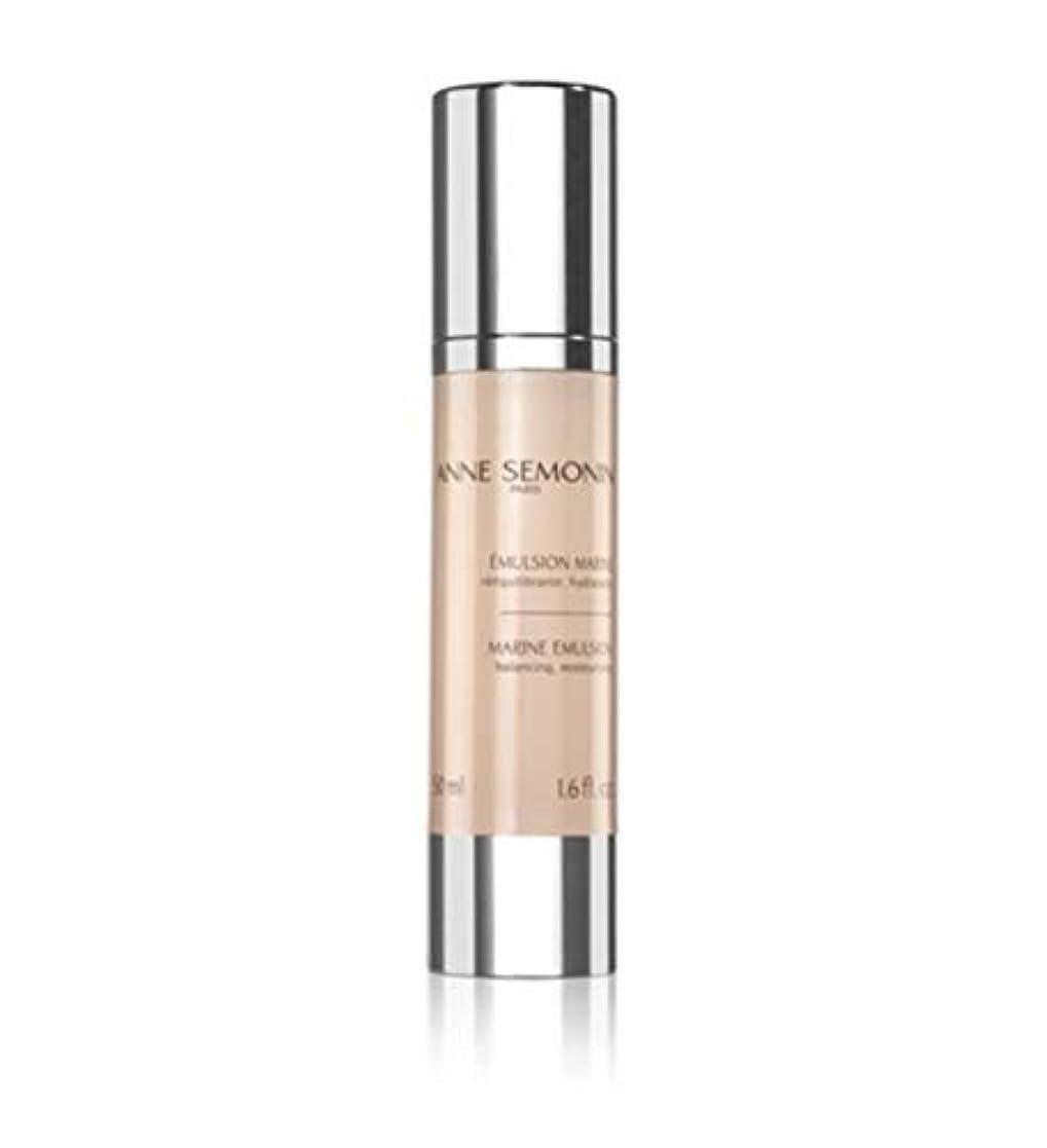 耳提供間Anne Semonin Marine Emulsion - For Combination to Oily Skin 50ml/1.6oz並行輸入品