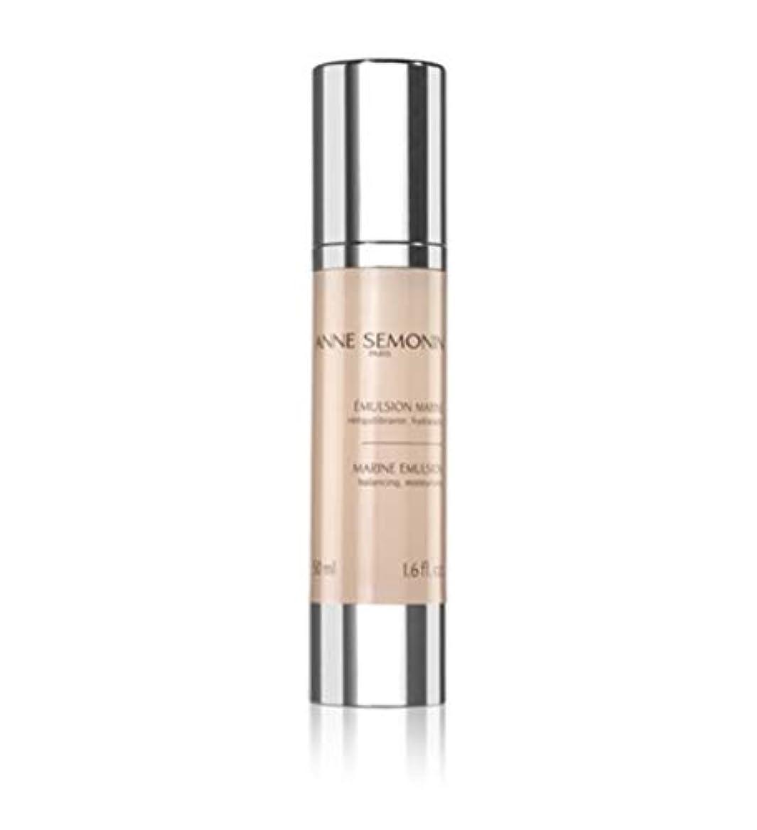 支配する請負業者ジャグリングAnne Semonin Marine Emulsion - For Combination to Oily Skin 50ml/1.6oz並行輸入品