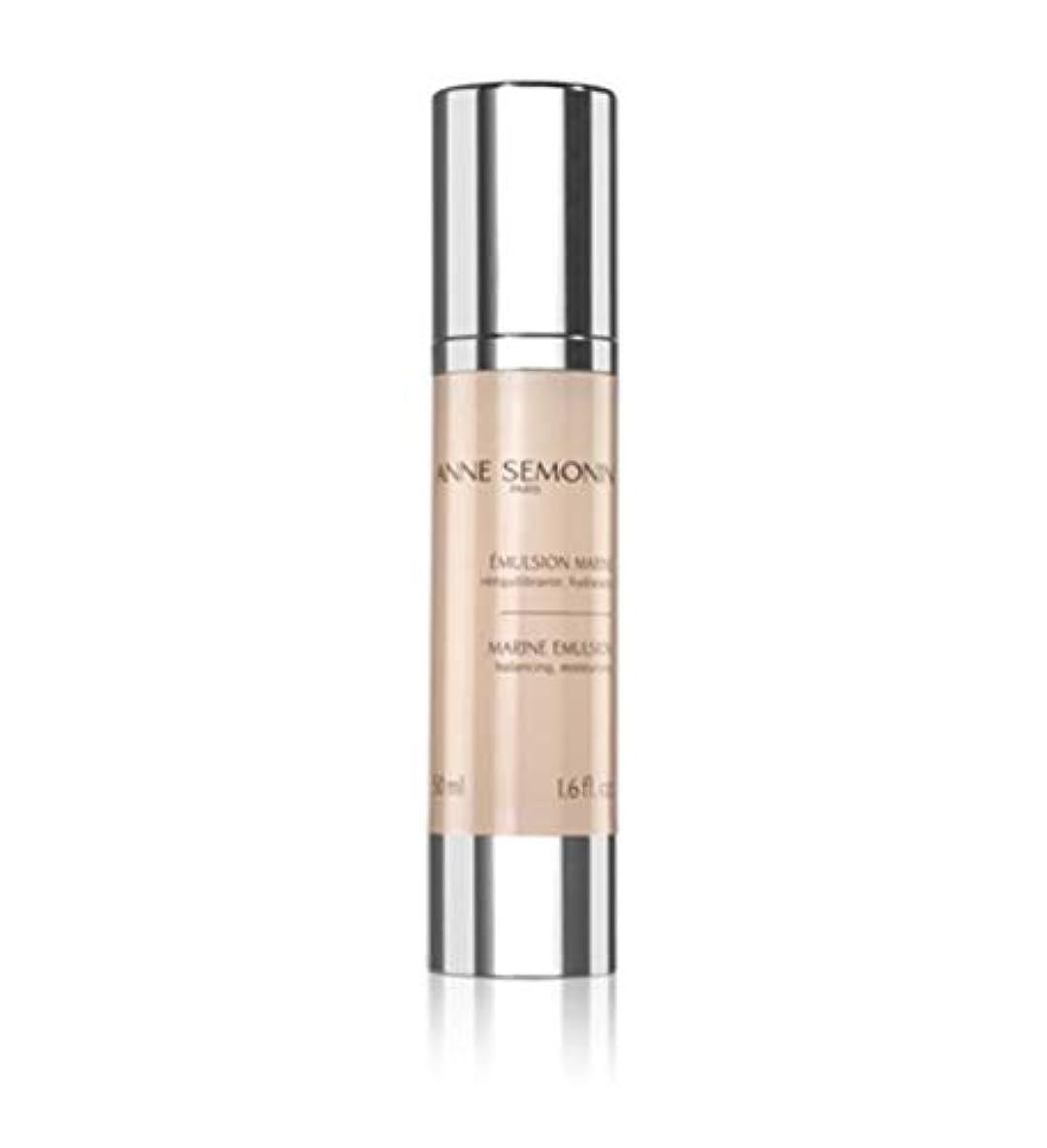 頻繁にパットテクトニックAnne Semonin Marine Emulsion - For Combination to Oily Skin 50ml/1.6oz並行輸入品
