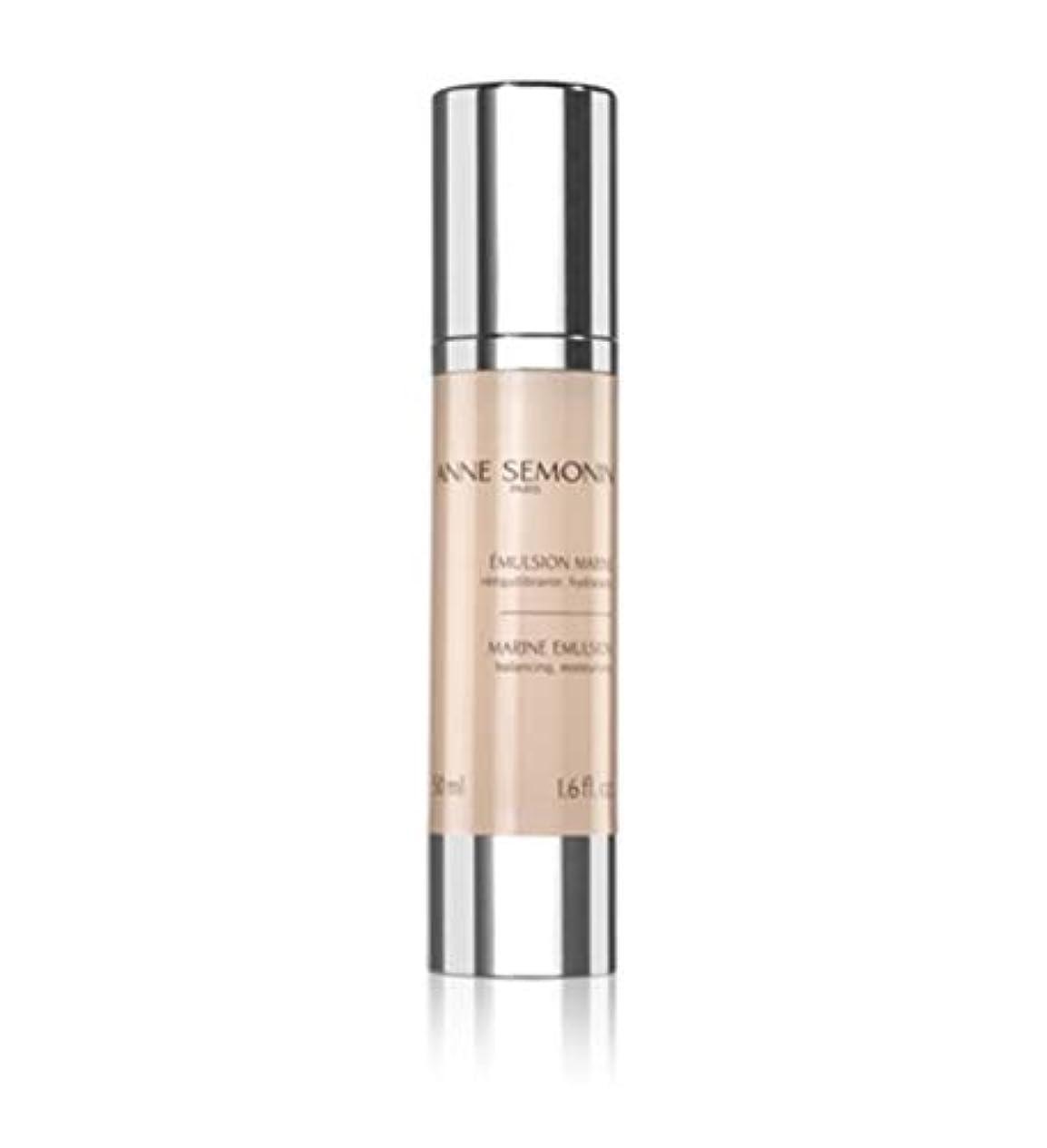 カートリッジ透明に軸Anne Semonin Marine Emulsion - For Combination to Oily Skin 50ml/1.6oz並行輸入品