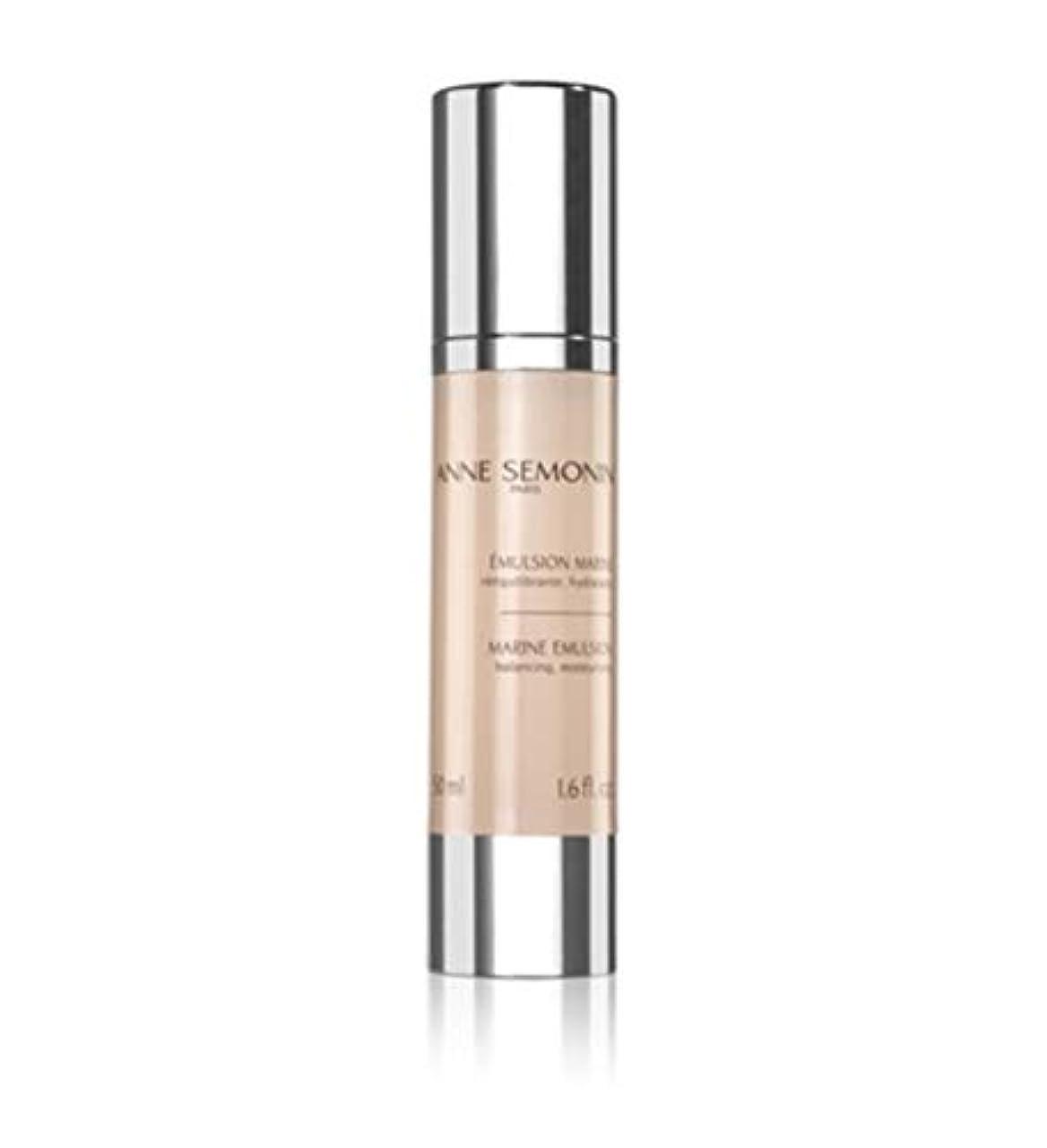信頼鎮静剤すばらしいですAnne Semonin Marine Emulsion - For Combination to Oily Skin 50ml/1.6oz並行輸入品