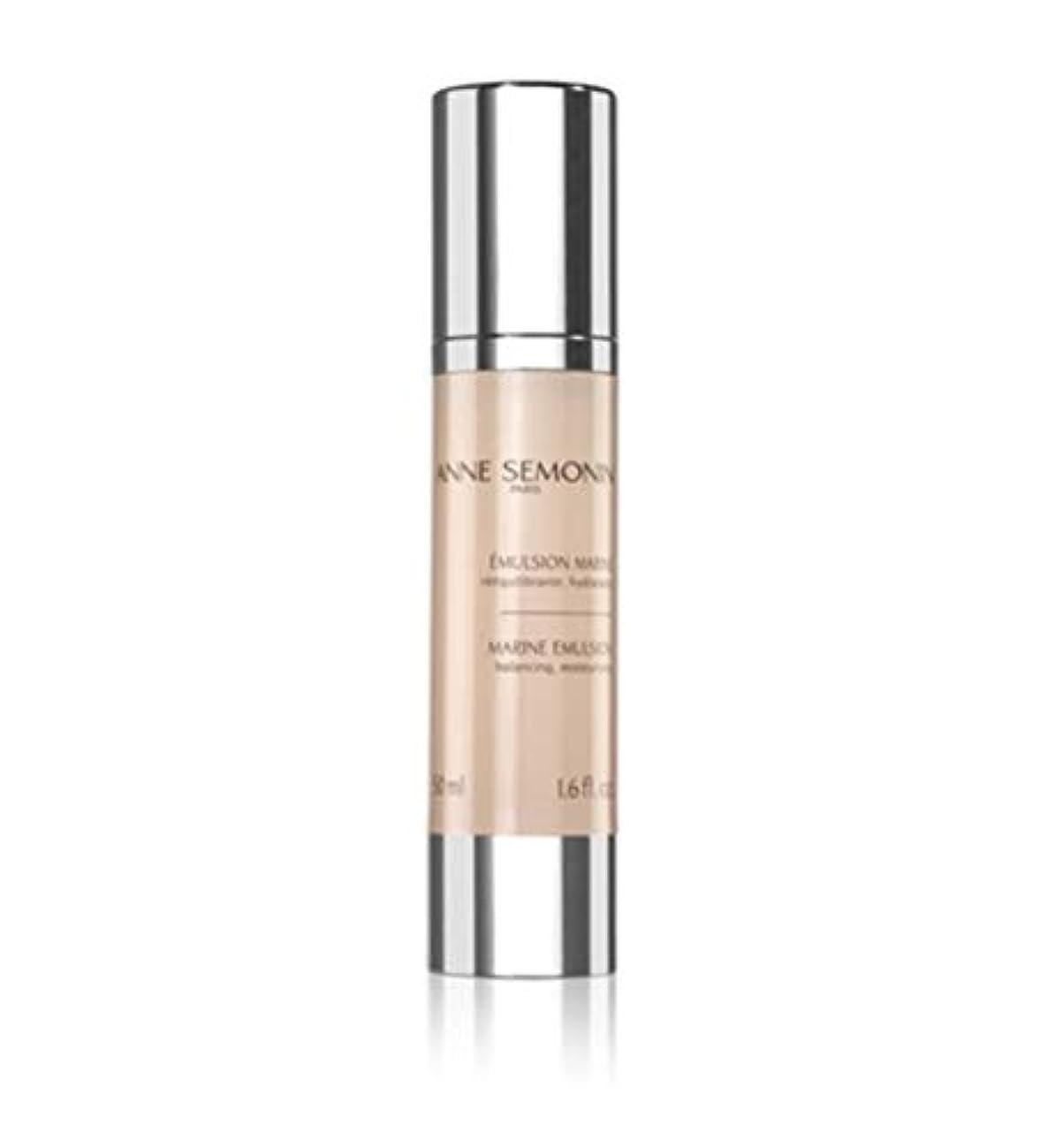 塩辛い群れ野心Anne Semonin Marine Emulsion - For Combination to Oily Skin 50ml/1.6oz並行輸入品