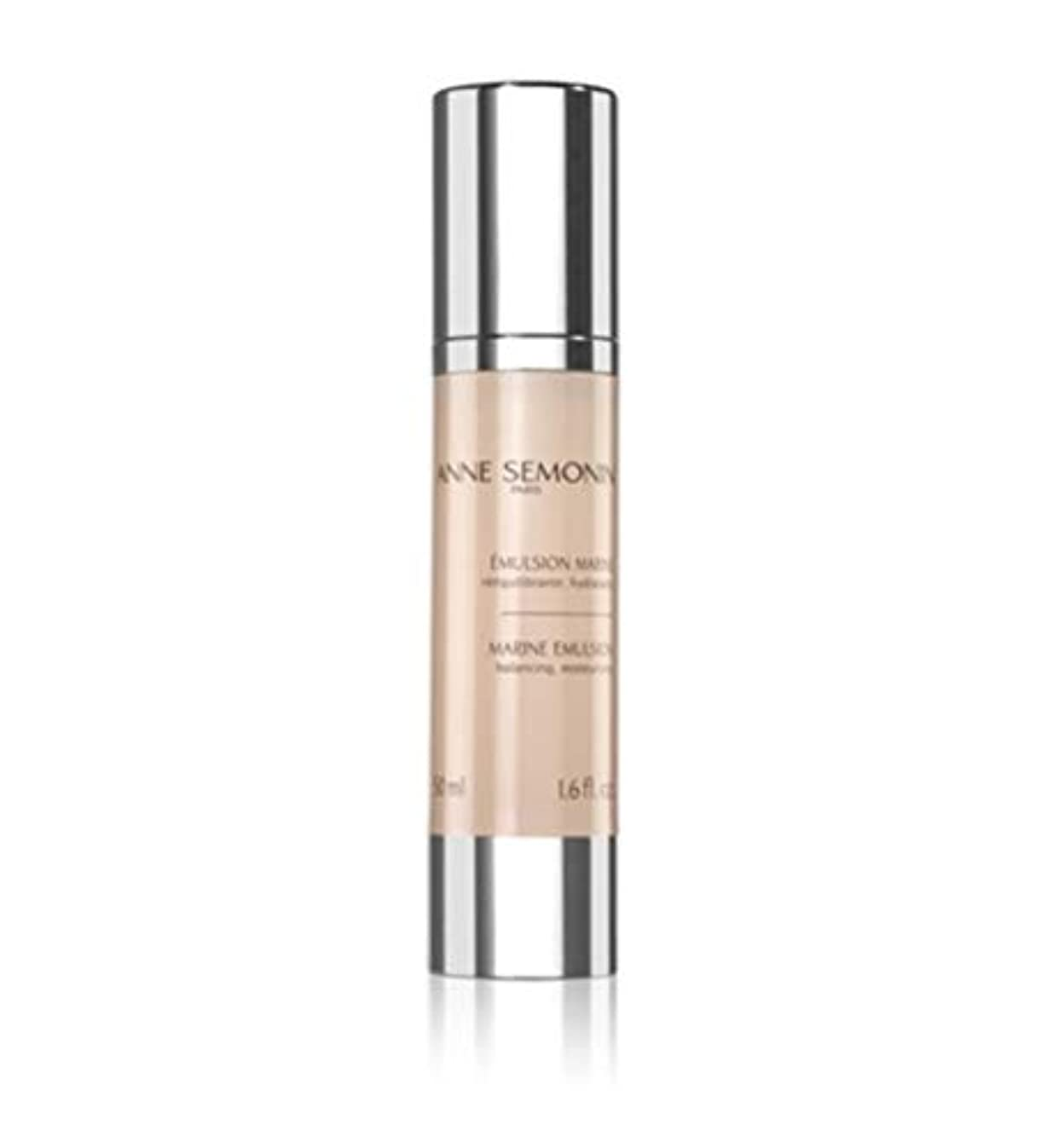 バーターペリスコープ支払うAnne Semonin Marine Emulsion - For Combination to Oily Skin 50ml/1.6oz並行輸入品