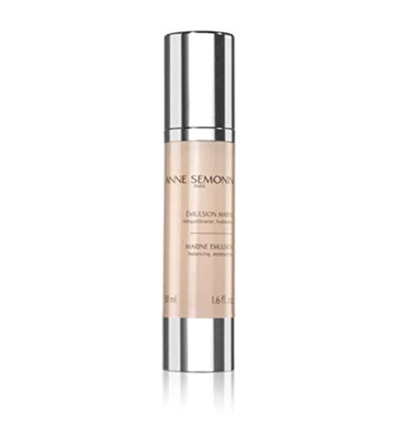 不明瞭海嶺邪魔するAnne Semonin Marine Emulsion - For Combination to Oily Skin 50ml/1.6oz並行輸入品