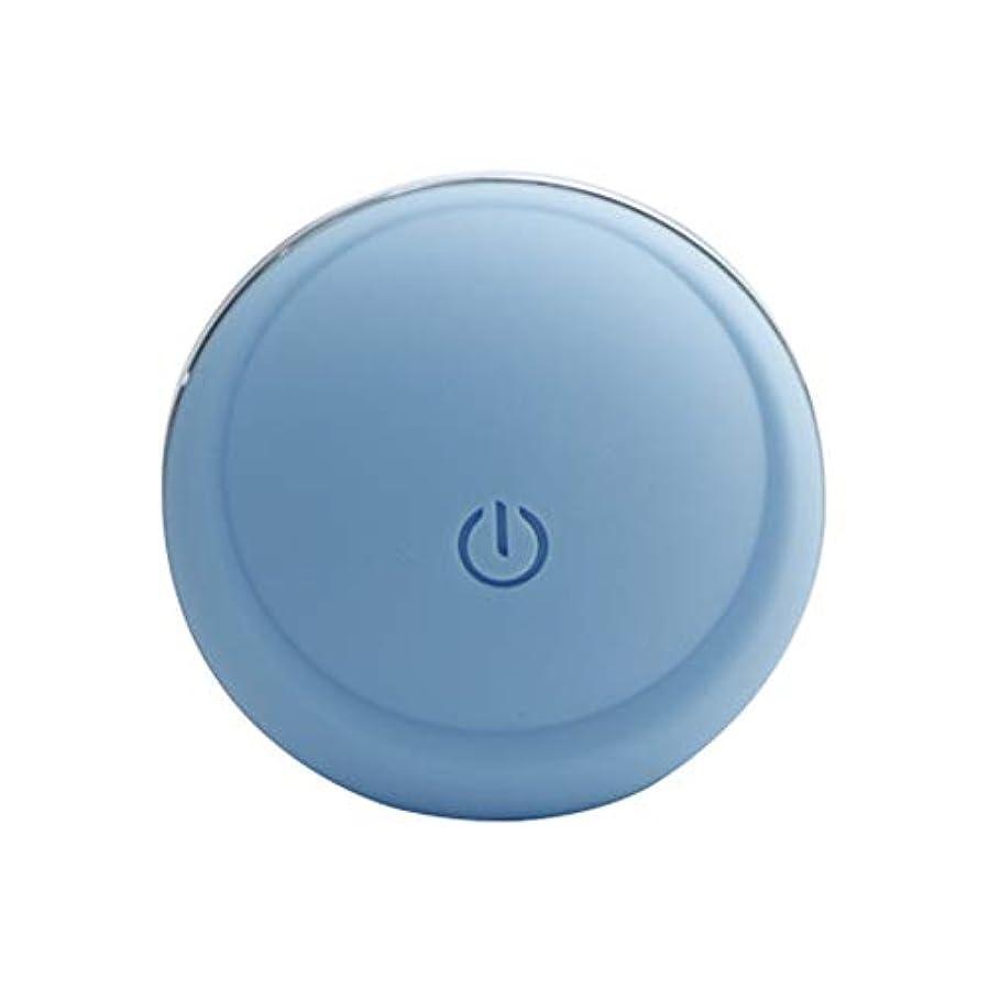 没頭するシンプルさおもちゃ電動洗顔ブラシ - USB 充電 携帯用電動シリコンフェイスクレンジングブラシ 3速 全身防水 洗浄機毛穴クリーナーホーム顔美容機器ホーム