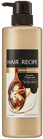Hair Recipe Smooth Treatment Conditioner Almond Oil & Vanilla 5