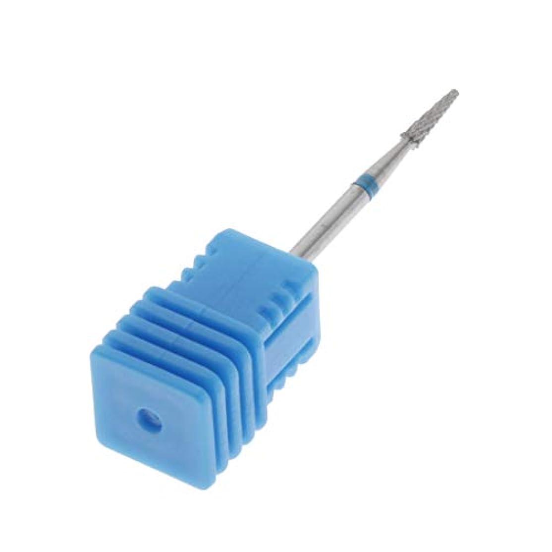 鉛筆ウェイド酸DYNWAVE マニキュア ドリルビット ネイルビット ネイル グラインド ヘッド ネイルサロン 個人使用 全3カラー - 02
