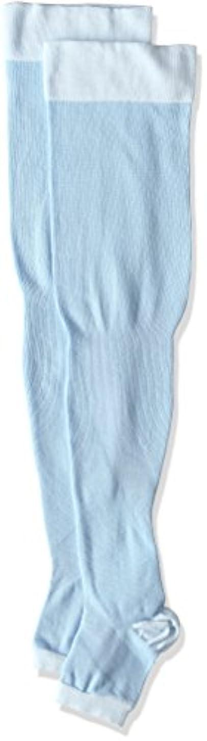 の慈悲で高いライド[オカモト] 靴下サプリ 寝ながらうずまいて血行を促すソックス X790-997 レディース