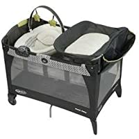 Graco Pack n Play with Newborn Napper LX Station Portable Playard San Marino by Graco [並行輸入品]