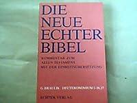 Neue Echter-Bibel AT Deut. 1-16,17