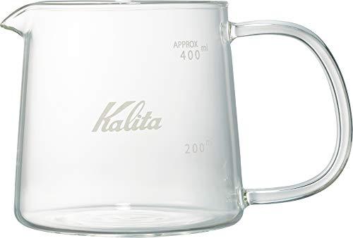 カリタ Kalita コーヒーサーバー 耐熱ガラス製 jug 400ml #31276