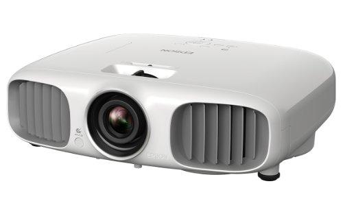 EPSON dreamio ホームプロジェクター EH-TW6000W 3D対応 Full HD(1080p) 2,200lm コントラスト比40,000:1 HDMI端子×2 ワイヤレス対応 EH-TW6000W