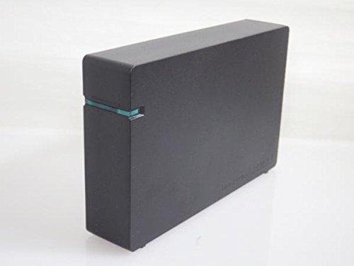I-O DATA テレビ録画対応 USB 2.0/1.1接続 外付型ハードディスク ブラック 2.0TB HDCA-U2.0CKB