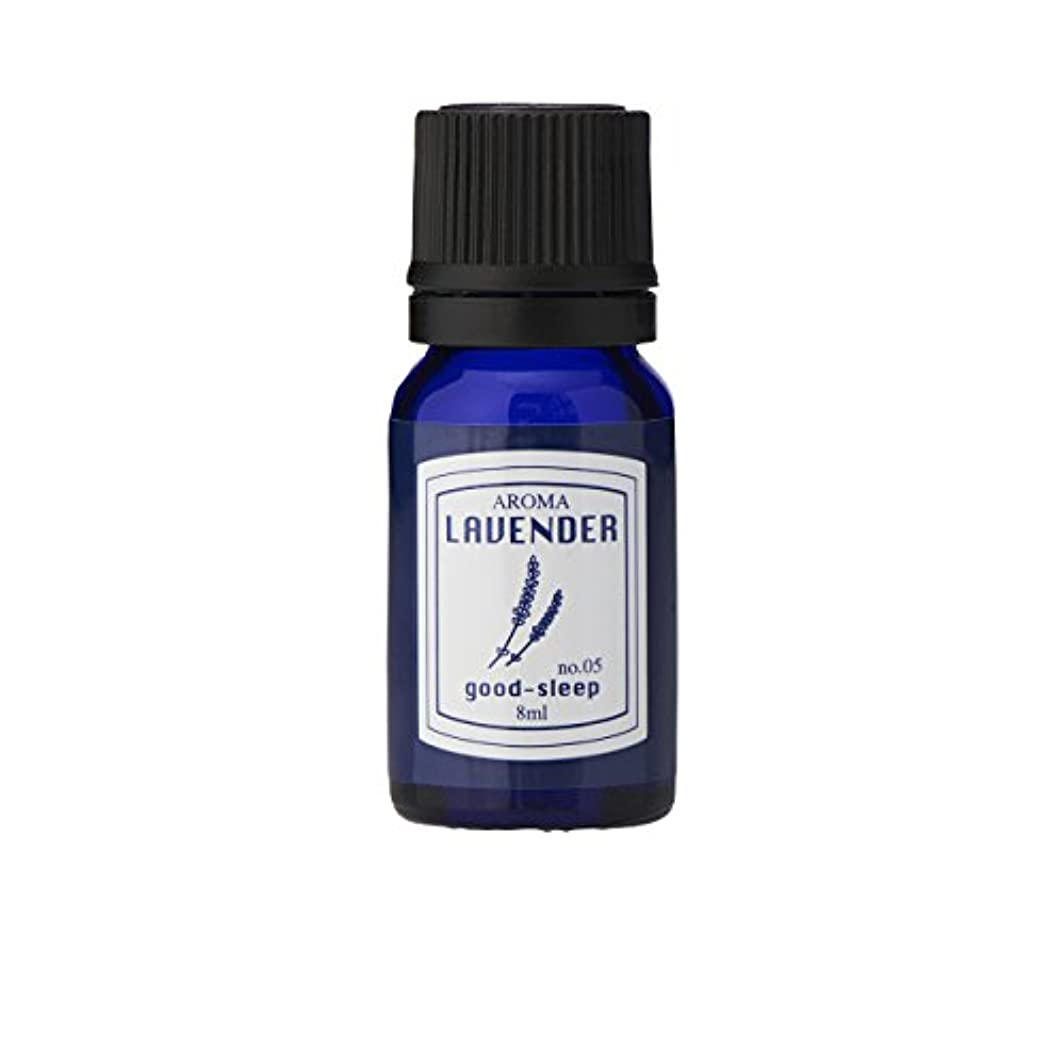 分数韓国語懐ブルーラベル アロマエッセンス8ml ラベンダー(アロマオイル 調合香料 芳香用 心落ち着ける清々しい香り)
