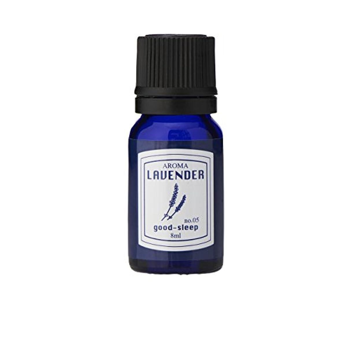 評価するエラーお風呂を持っているブルーラベル アロマエッセンス8ml ラベンダー(アロマオイル 調合香料 芳香用 心落ち着ける清々しい香り)