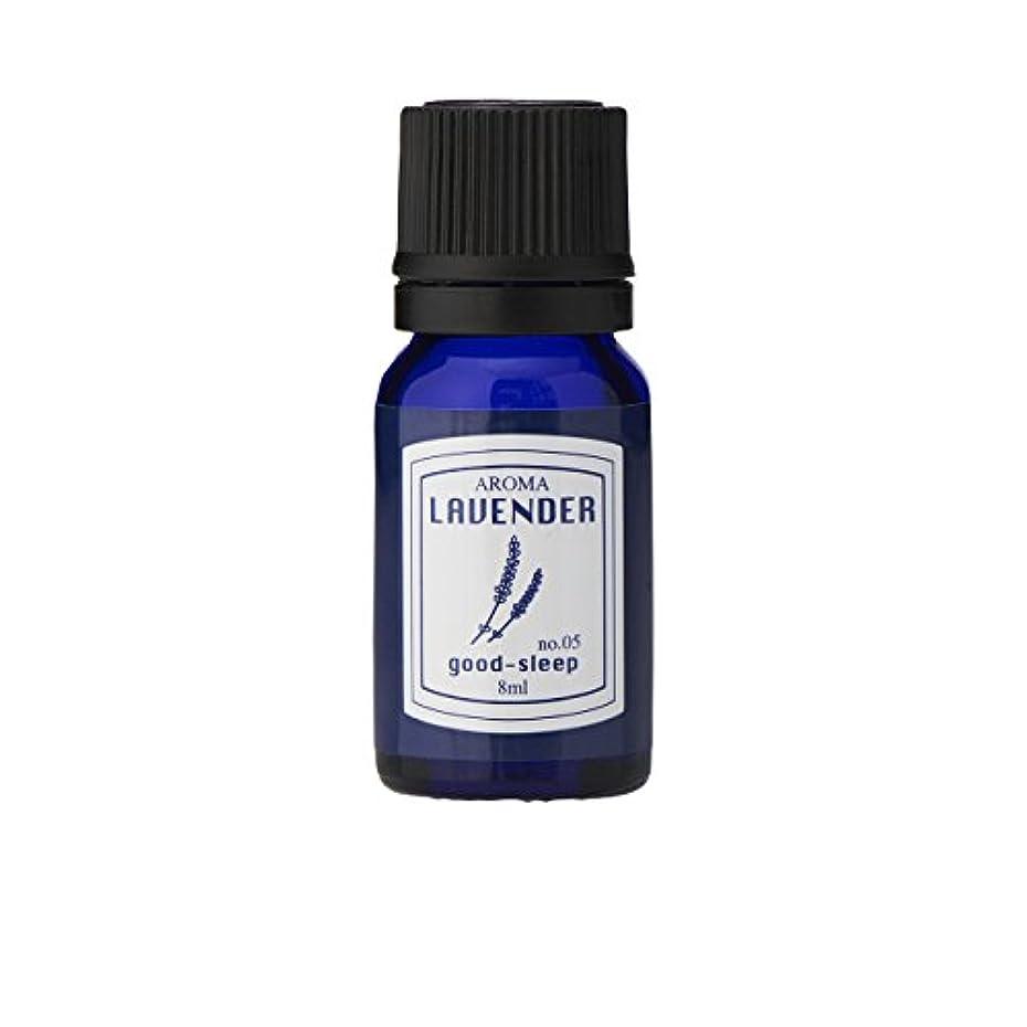 特権的セラーパイブルーラベル アロマエッセンス8ml ラベンダー(アロマオイル 調合香料 芳香用 心落ち着ける清々しい香り)