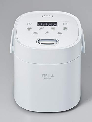 VERSOS(ベルソス)『スリム&コンパクト多機能マイコン炊飯器(VS-KE02)』