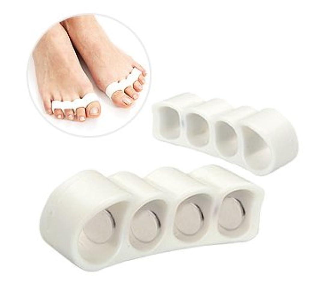 アルバム透ける適切なSL-CARE ボディーケア 足の指リング 希土類磁石プレミアム 抗菌99% 姿勢矯正 正しい姿勢 足の疲れ感緩和 足のさわやかさの維持 20分着用1時間徒歩効果 男女共用フリーサイズ 海外直送品 (Toe Ring Rare Earth Magnet Premium Antimicrobial 99% Posture correctness Posture relieves Tiredness of feet relax)