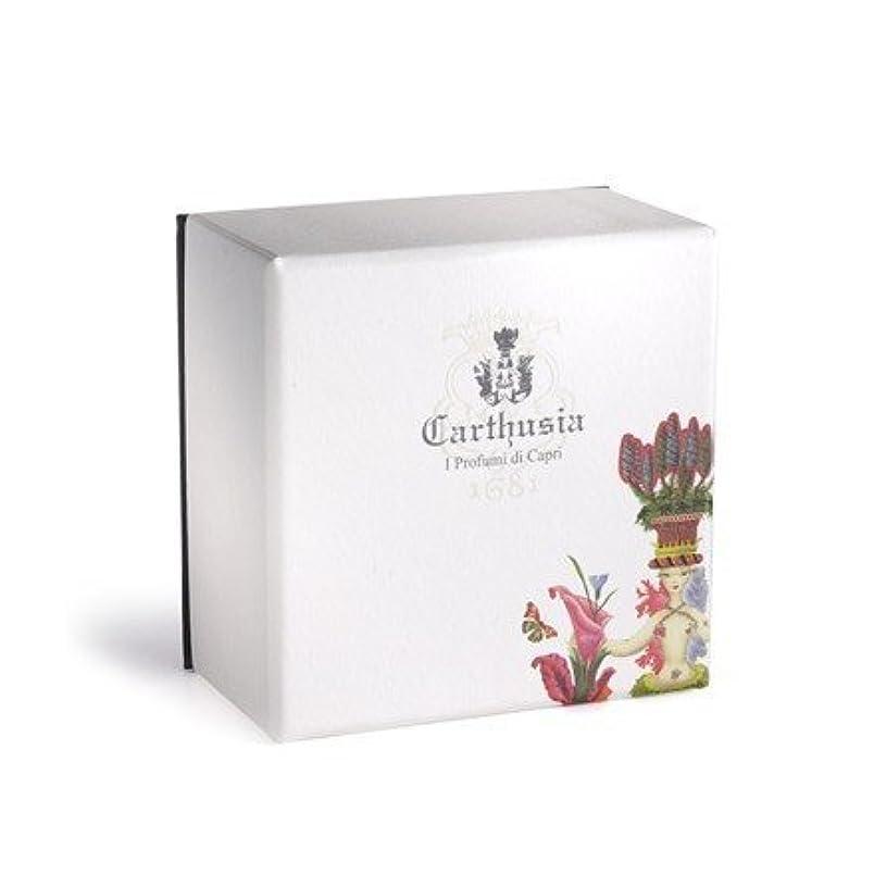 マチュピチュ警告する適度にカルトゥージア メディテラネオ ソリッドパフューム (練り香水) 15ML CARTHUSIA MEDITERRANEO SOLID PARFUM [並行輸入品]