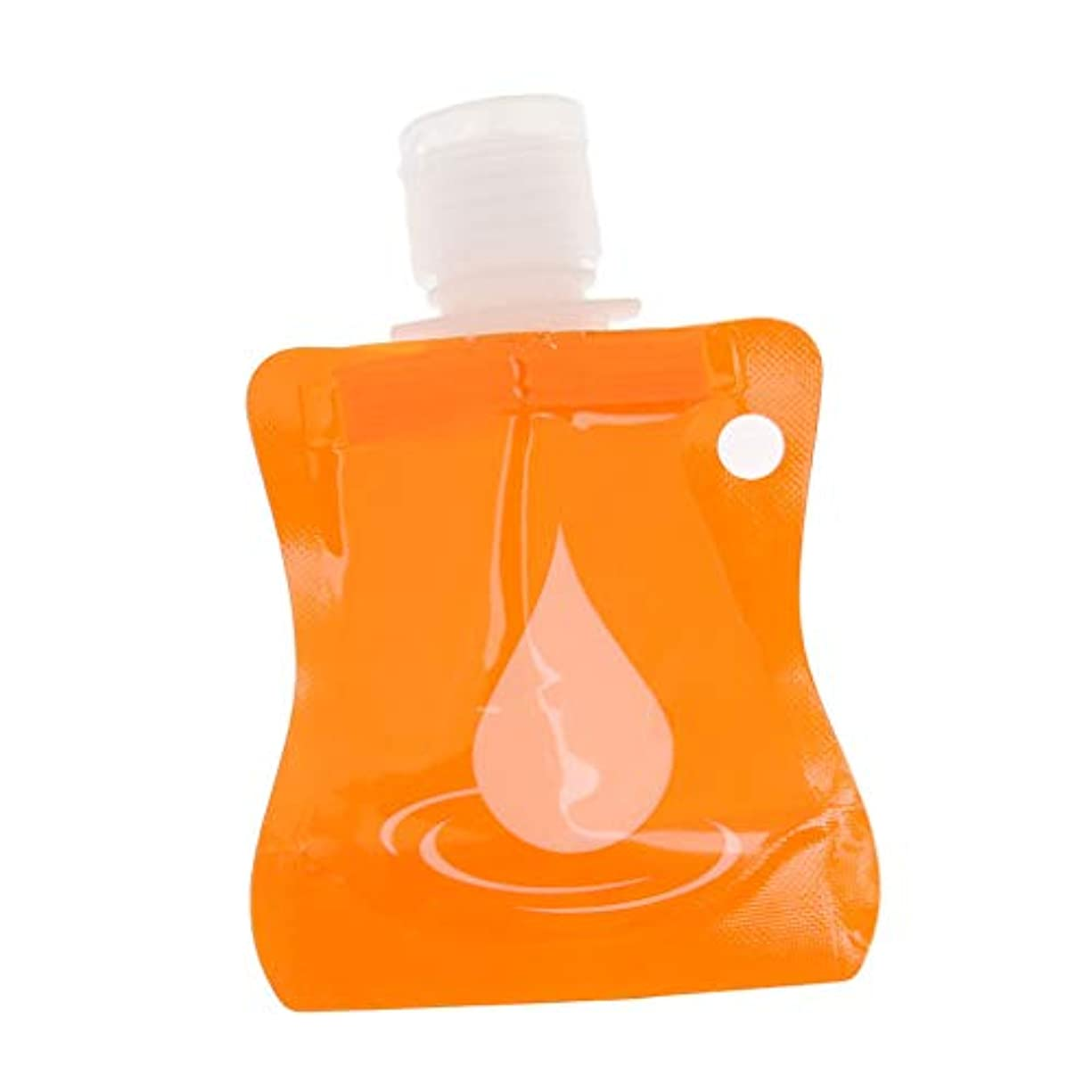 倫理的目指す有利Hellery 全6色 詰め替え トラベルボトル 化粧小分け プラスチック容器 漏れ防止 旅行 キャンプ - 06