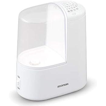 アイリスオーヤマ 加湿器 加熱式加湿器 ホワイト SHM-120R1-W