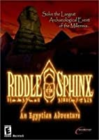 Riddle of the Sphinx: An Egyptian Adventure [並行輸入品]