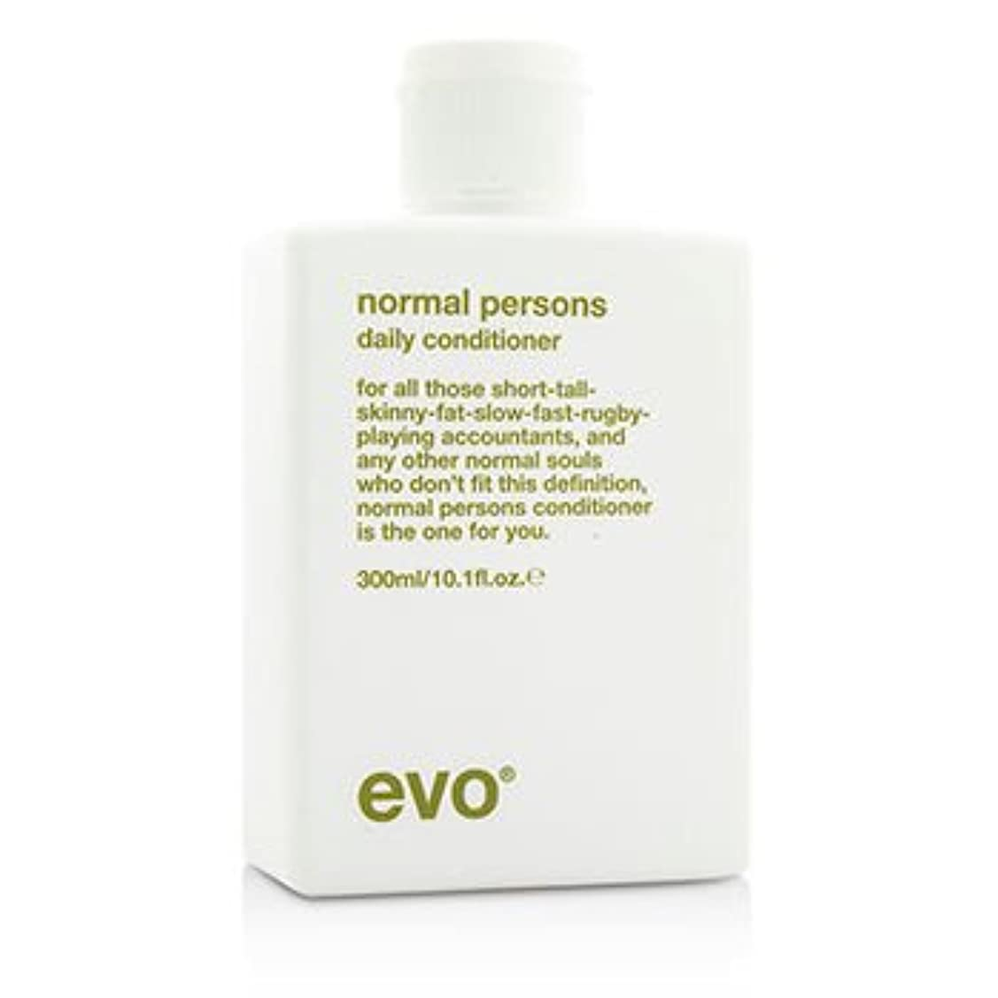 [Evo] Normal Persons Daily Conditioner (For All Hair Types Especially Normal to Oily Hair) 300ml/10.1oz