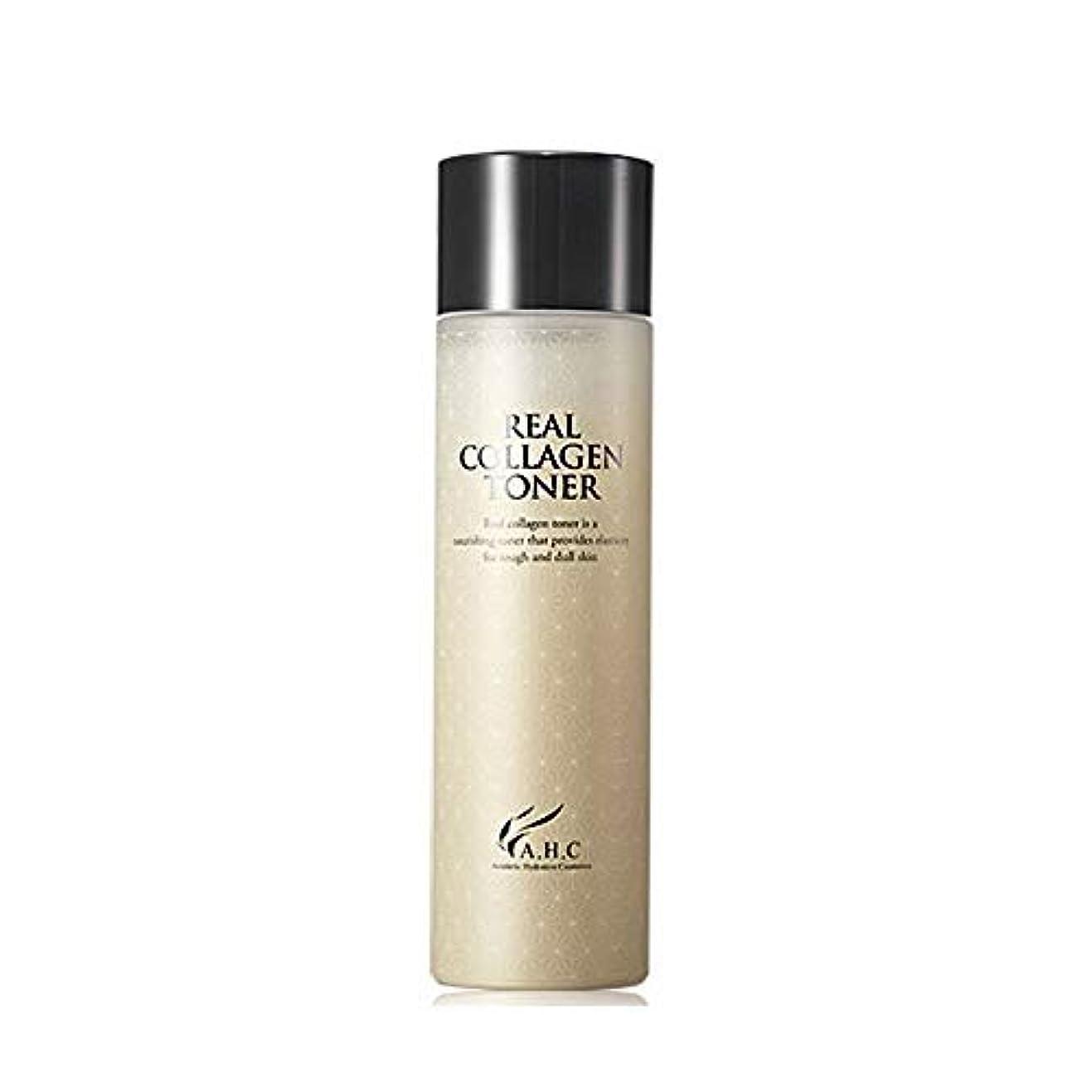 ジョセフバンクス個性競うAHC(エーエイチシー) リアルコラーゲン トナー(化粧水)140ml
