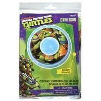 Teenage Mutant Ninja Turtles Swim Ring 20 TMNT Fun Pool Toy [並行輸入品]