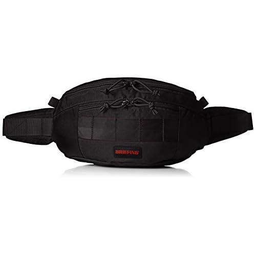 [ブリーフィング] ボディバッグ FANNY PACK BRF312219 10 BLACK