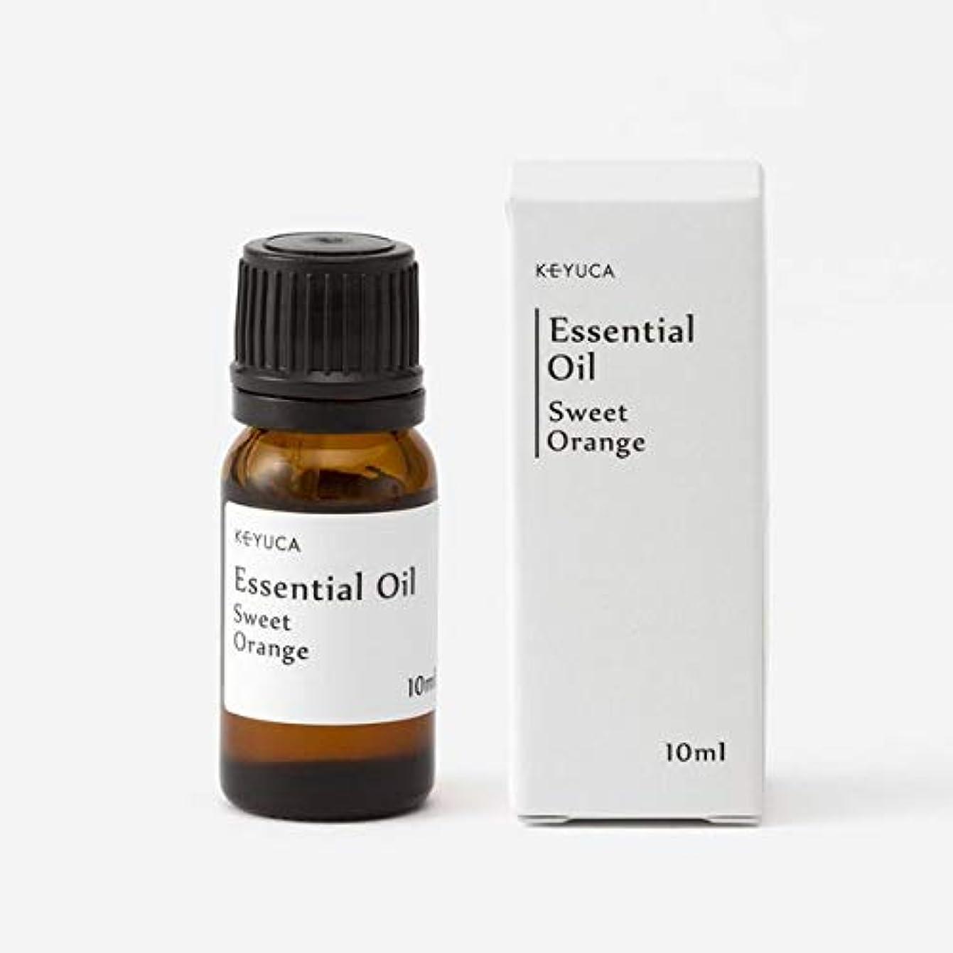 オピエート韓国語ホステルKEYUCA(ケユカ) エッセンシャルオイル 10ml スイートオレンジ