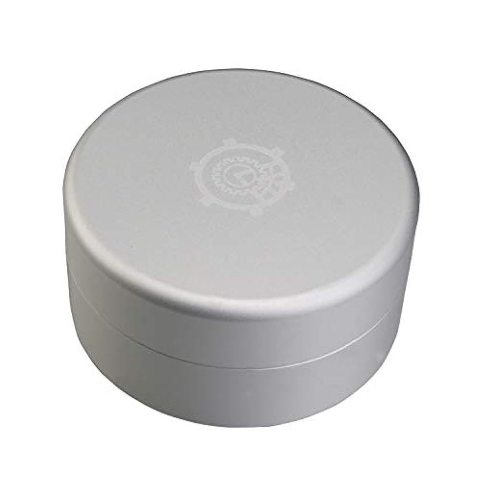 送る弱い抑止するMecArmy EB35A EDC収納ボックス、防水用小型EDC収納缶、丸型アルミ収納ボックス装飾ボックス小EDC用コンパクトジュエリーボックス、コンパス、ジュエリー、ミニナイフ