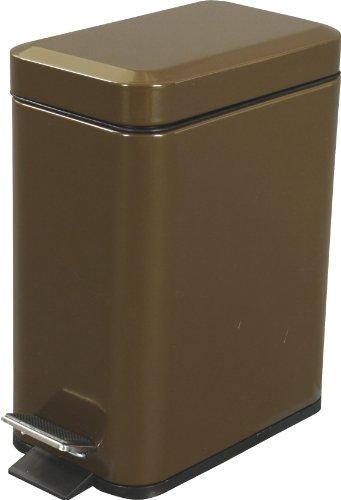 ゴミ箱 フォッサ LFS-076BR ブラウン 1台