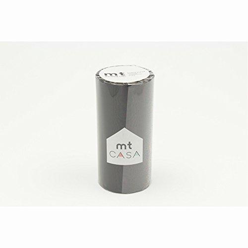 RoomClip商品情報 - カモ井加工紙 マスキングテープ mt CASA 100mm幅×10m巻き マットブラック MTCA1085
