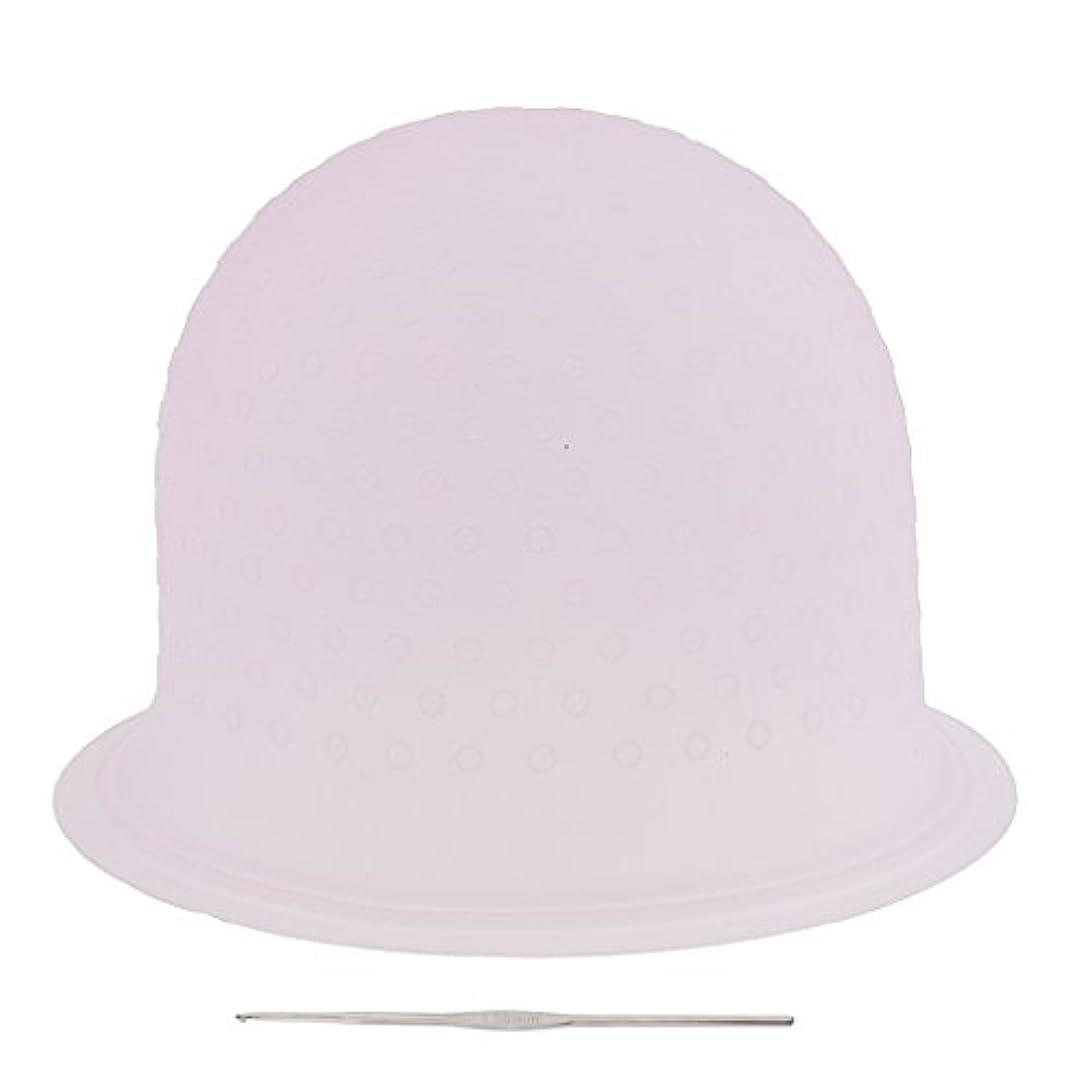 じゃない落ち着いて恐れるSONONIA 再利用可能 省エネ サロン ハイライト 髪染め工具 染めツール メタルフック付き 2色選べ - ピンク, 23.3×8.5cm