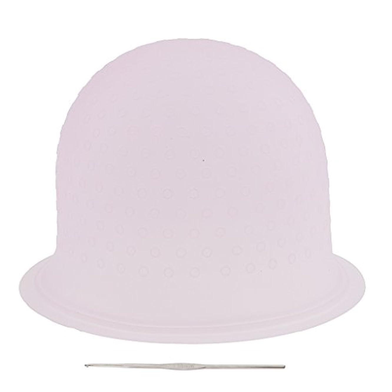 SONONIA 再利用可能 省エネ サロン ハイライト 髪染め工具 染めツール メタルフック付き 2色選べ - ピンク, 23.3×8.5cm
