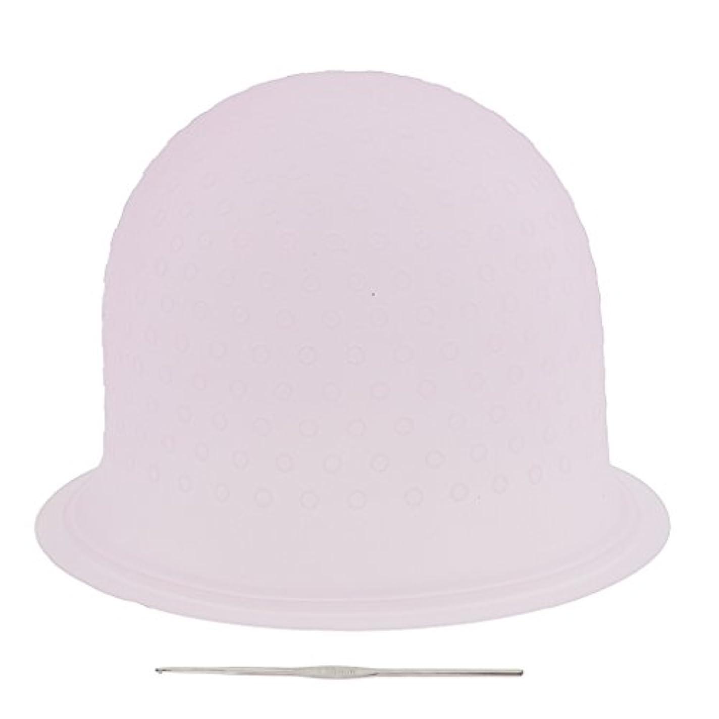 原点塗抹画面SONONIA 再利用可能 省エネ サロン ハイライト 髪染め工具 染めツール メタルフック付き 2色選べ - ピンク, 23.3×8.5cm