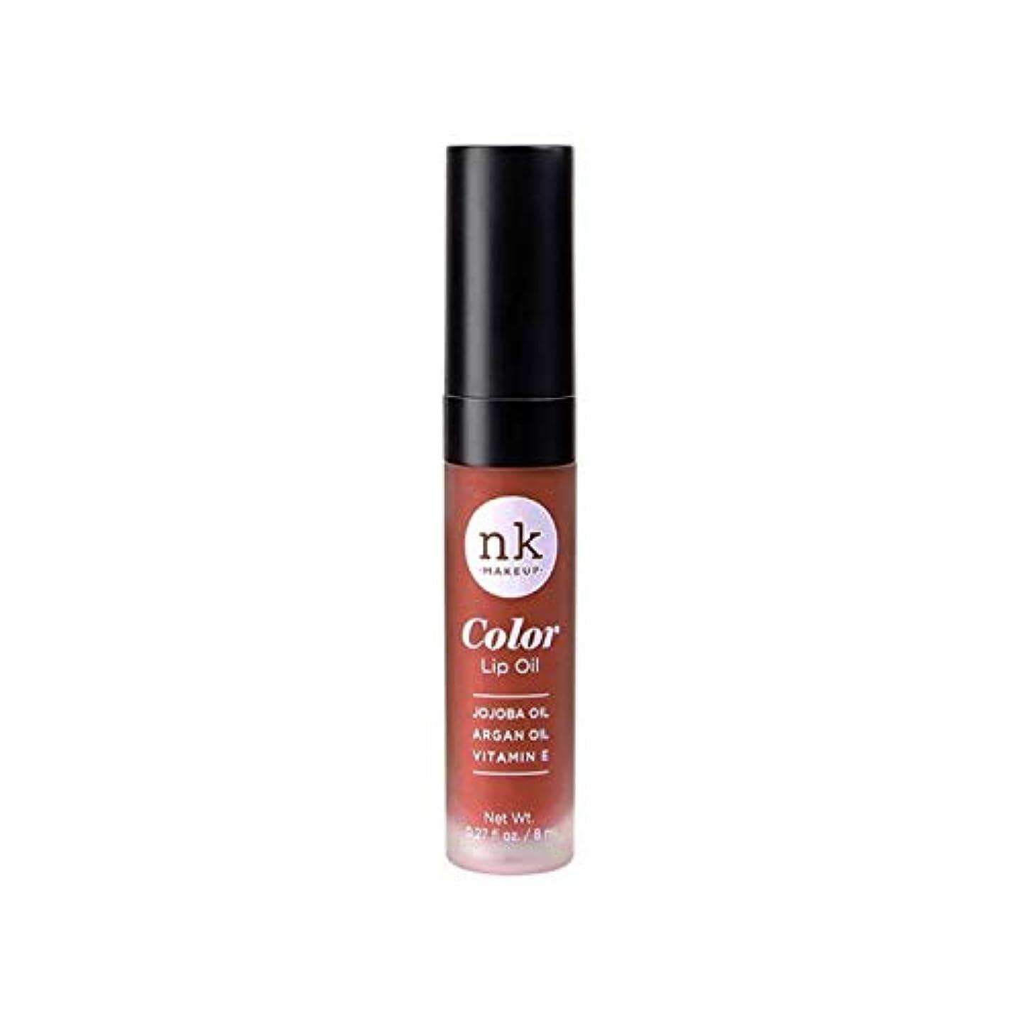 復活するポケットシャッフルNICKA K Color Lip Oil - Ginger Snap (並行輸入品)