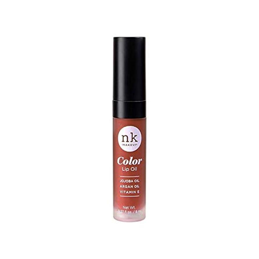 品種動物園ジャンクNICKA K Color Lip Oil - Ginger Snap (並行輸入品)