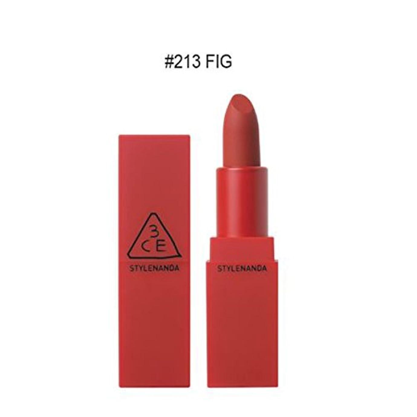 安全な並外れてその3CE RED RECIPE LIP COLOR/レッドレシピ リップカラー (#213) [並行輸入品]