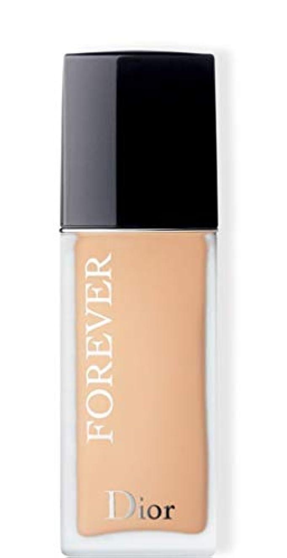 火山学者高価なアロングクリスチャンディオール Dior Forever 24H Wear High Perfection Foundation SPF 35 - # 1W (Warm) 30ml/1oz並行輸入品