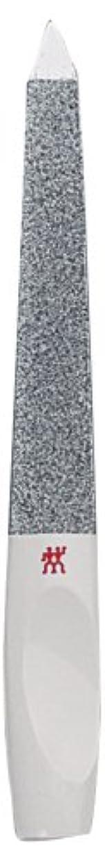払い戻し前置詞圧縮するZwilling ネイルファイル 90mm 88302-091