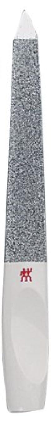 効能消毒するギャラントリーZwilling ネイルファイル 90mm 88302-091